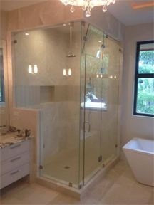 Shower enclosure,3/8